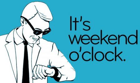 #FridayFun Here comes the  weekend again…Enjoy it!