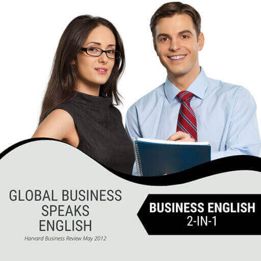 BUSINESS ENGLISH 2-IN-1